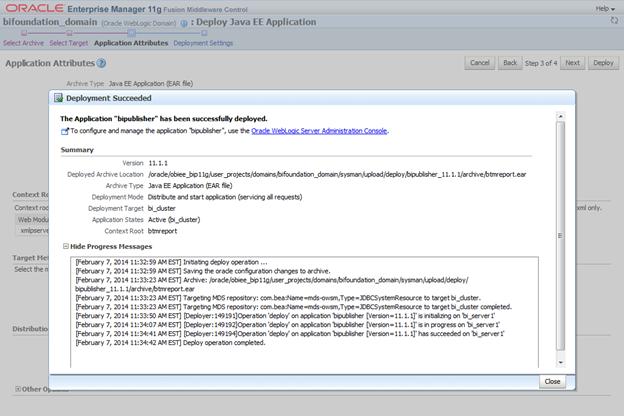 Change Context Root for xmlpserver on 11g BI Publisher